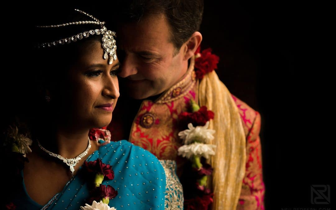Hindu wedding photography in Manchester