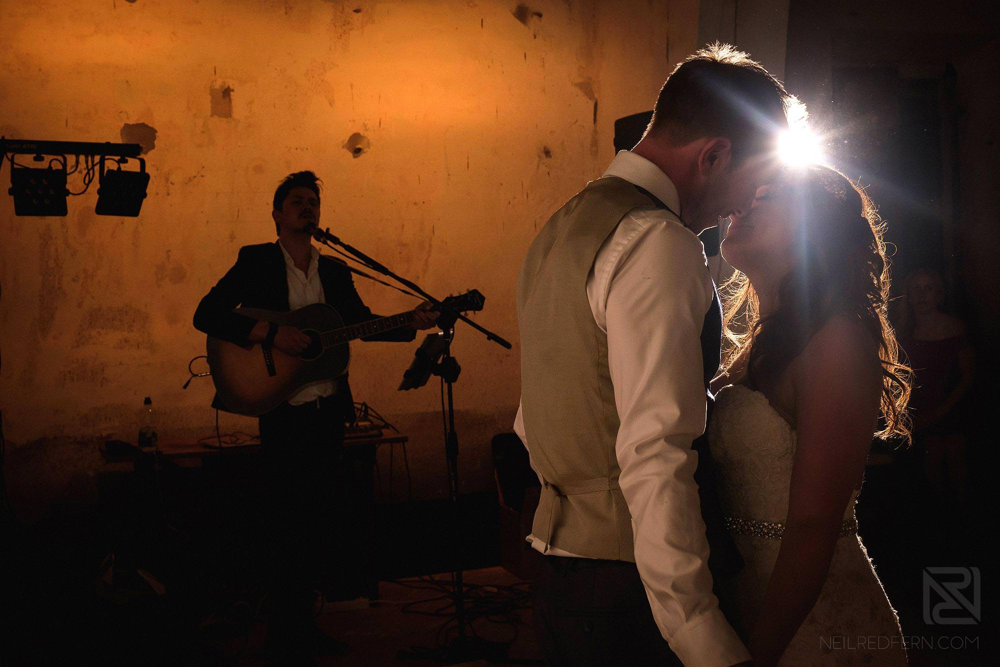 first dance at Montestigliano wedding