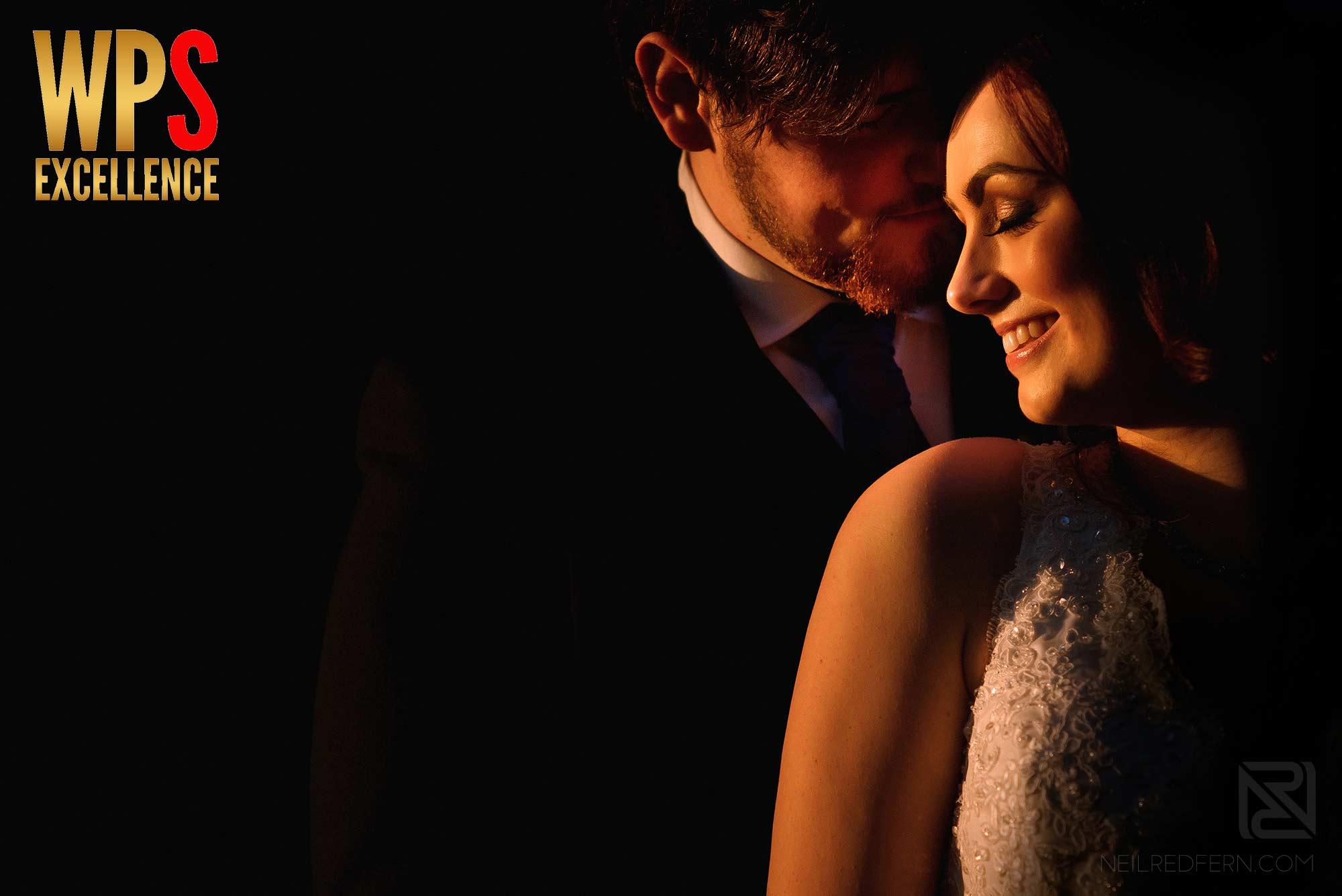 wedding photography select award winning photograph taken at Knowsley Hall