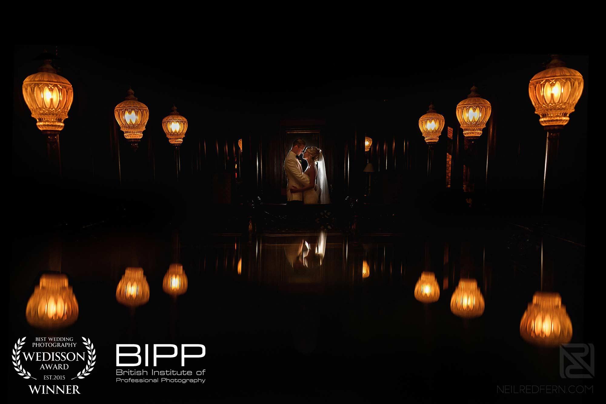BIPP North West Gold Award in Creative weddings