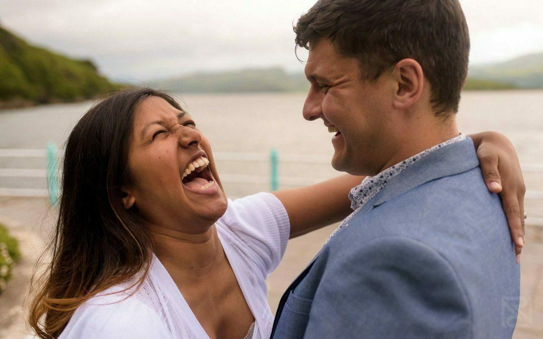 Portmeirion engagement shoot – Chamali & Michael