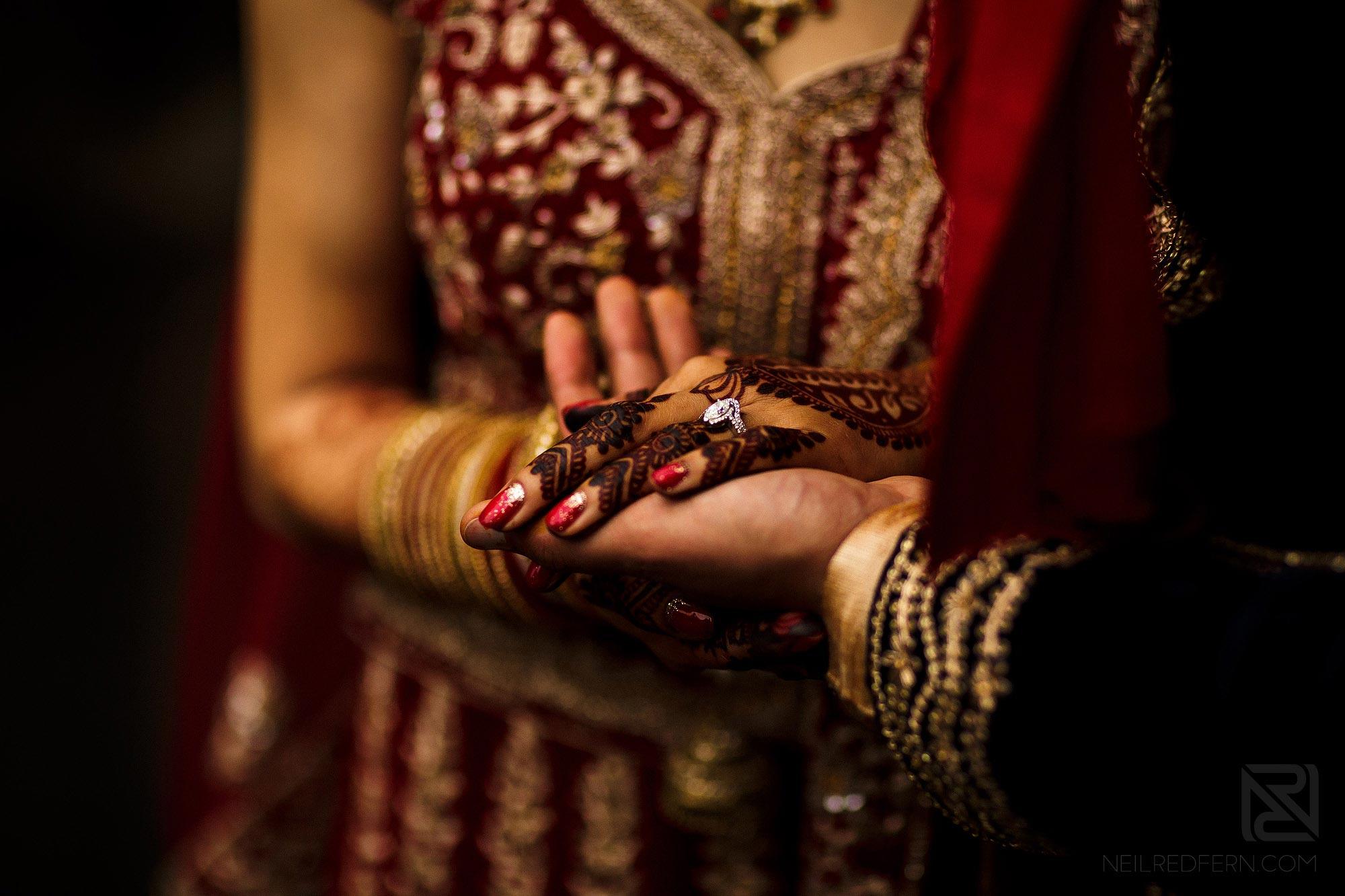 close up photograph of henna