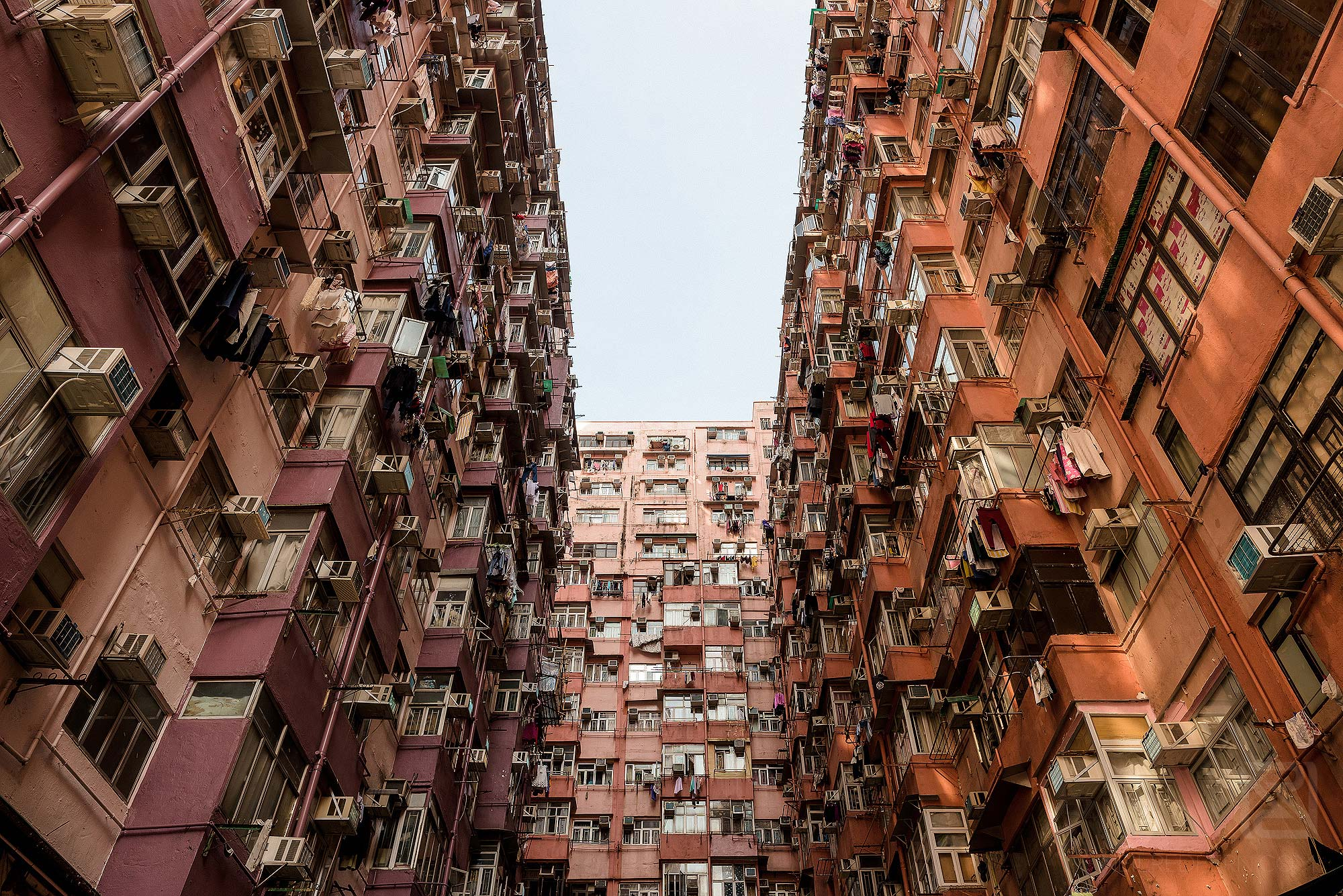 Quarry Bay monster building from Transformers