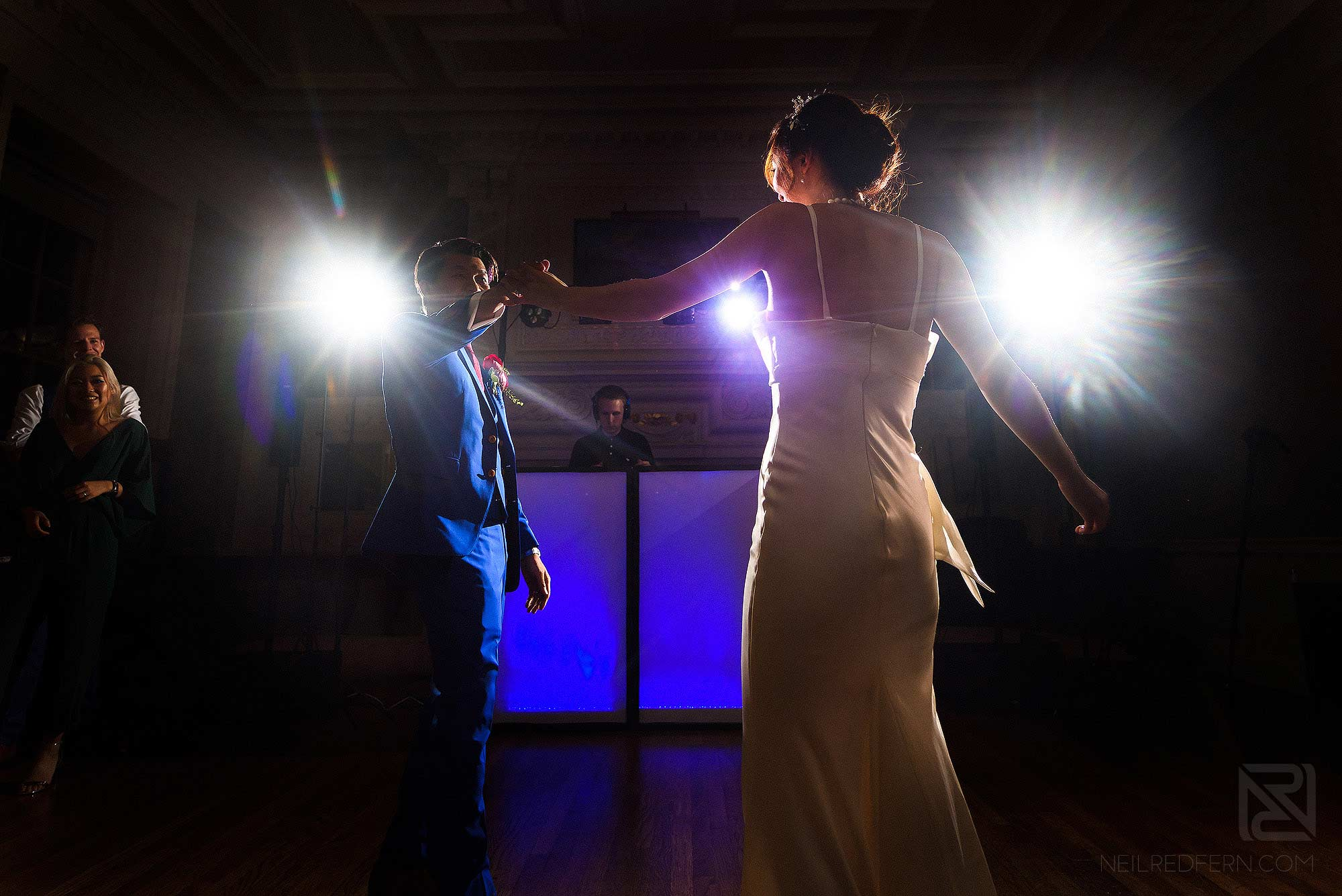 first dance at Skinner's Hall in London