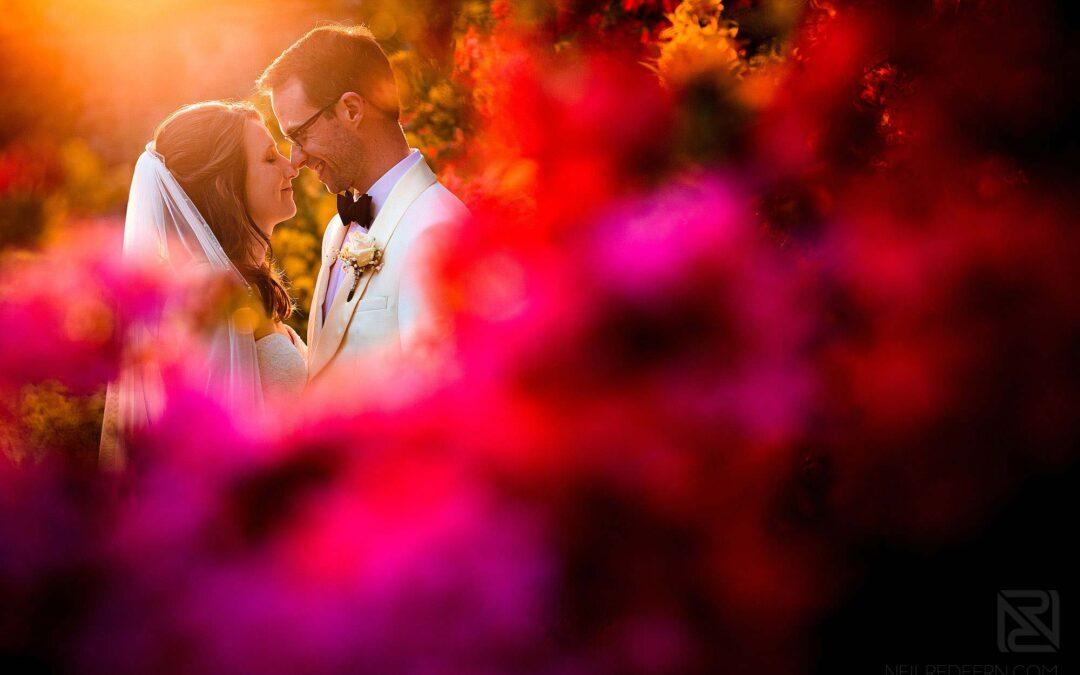 Summer wedding at Eaves Hall – Anna & Ben
