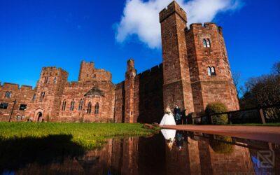 Peckforton Castle wedding – Lauren & Rick