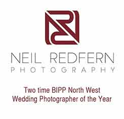 Cheshire & Manchester Wedding Photographer Neil Redfern logo